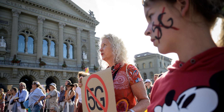 la Suisse freine le déploiement de la 5G
