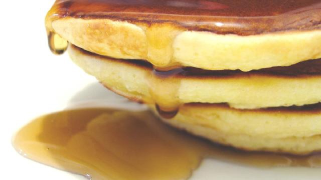 Stack of pancakes with syrup_2373767455343385-159532