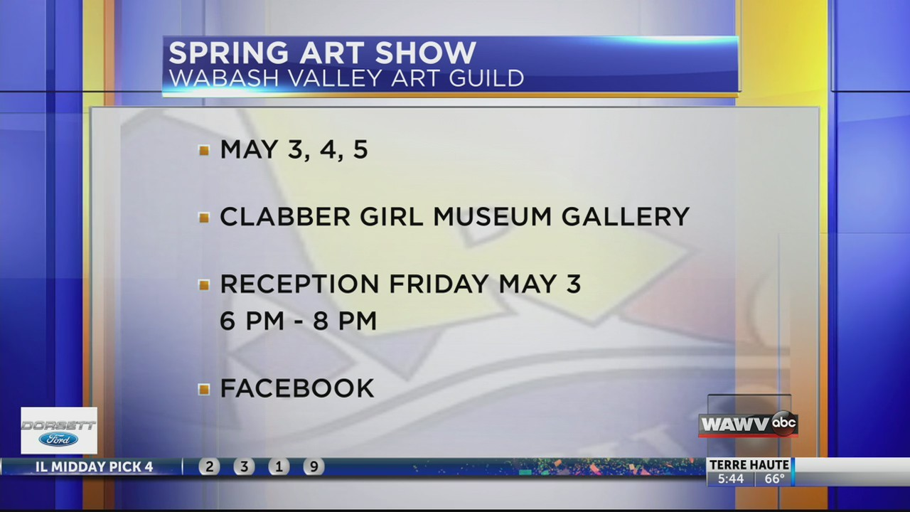 5dff232ad Wabash Valley Art Guild   WTWO