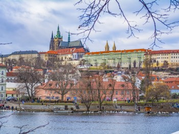 First impressions of Prague, Czech Republic