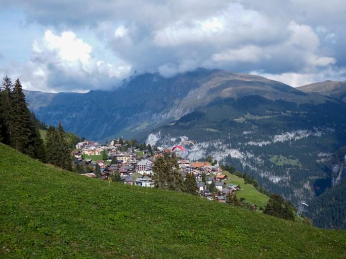 Lovely little village of Mürren, Switzerland | Via Ferrata Murren to Gimmelwald, Switzerland: One Insane Alpine Adventure!