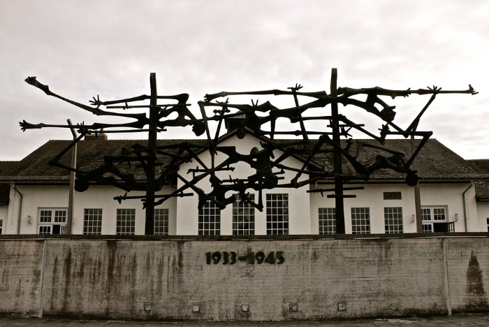 Visiting Dachau Concentration Camp memorial site | outside Munich, Germany | World War 2 | WWII | International Memorial