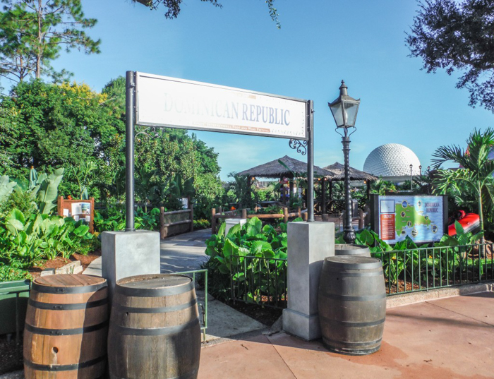 Foodie and the Feast // 20 Countries in 1 Day at the Epcot Food & Wine Festival   Dominican Republic at the EPCOT Food & Wine Festival