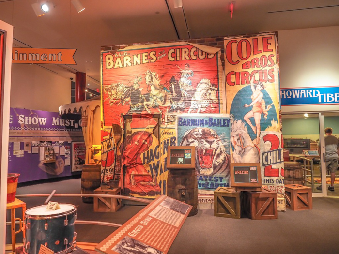 How creepy is the Ringling Brothers Circus Museum   Sarasota, Florida   Barnum and Bailey Circus   Greatest Show on Earth   The Greatest Showman   Circus history   Clowns   What to do in Sarasota   exhibits