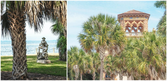 The Ringling // Getting My Italy Fix in Florida   Ringling   Ringling art museum and sculpture garden   Sarasota, Florida   The Ringling art museum
