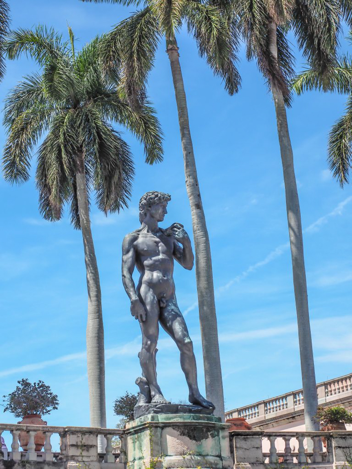 The Ringling // Getting My Italy Fix in Florida | Ringling | Ringling art museum and sculpture garden | Sarasota, Florida | Statue of David