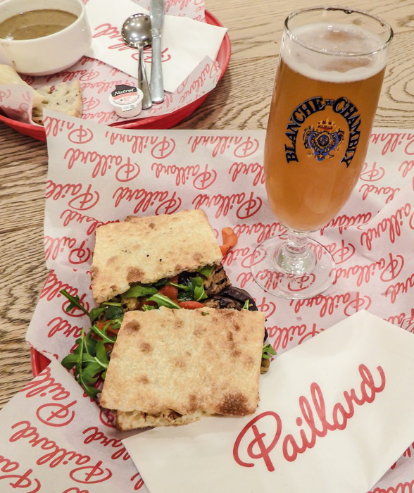 The Best Spots to Eat + Drink in Québec City | Soup + sandwich at Paillard |Canada