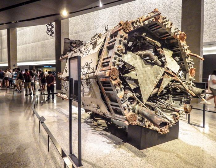 9/11 Museum and Memorial in lower Manhattan, New York City // Radio Tower