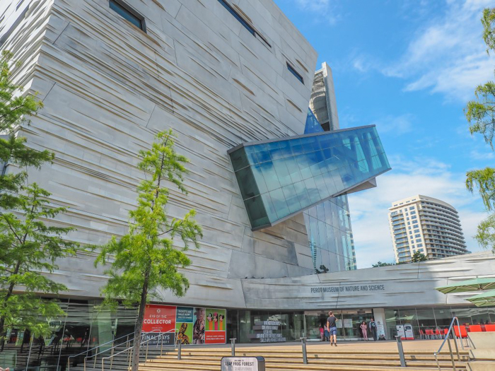 Dallas CityPASS // Perot Museum of Nature and Science in Dallas, Texas