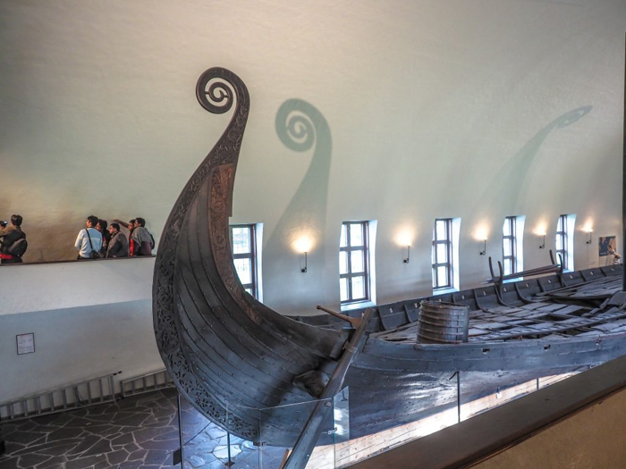 24 hours in Oslo, Norway -- Viking Ship Museum