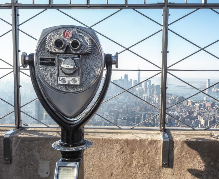 Which is the best observation deck in New York City?