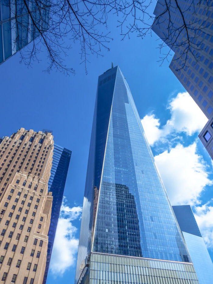 Is One World Trade Center's One World Observatory the best observation deck in New York City? (9/11 Memorial and Museum)