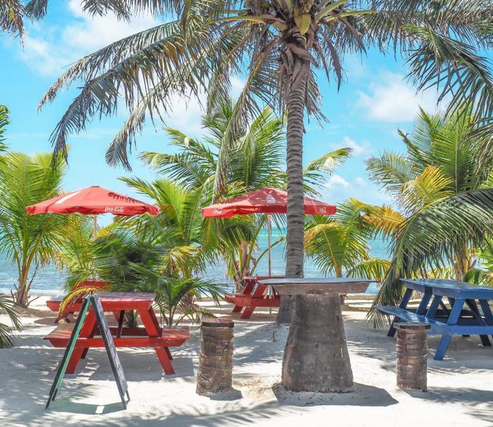 3 days in Care Caulker, Belize // Brisas del Mar
