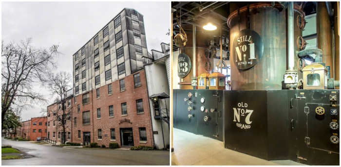 Jack Daniel's Distillery tour in Lynchburg, Tennessee | Tennessee Whiskey | perfect day trip from Nashville | Southern lunch at Miss Mary Bobo's Boarding House | Jack Daniel's Honey | Jack Daniel's Fire | Gentlemen Jack | Jack Daniel's Single Barrel Select | Old no. 7 | still house