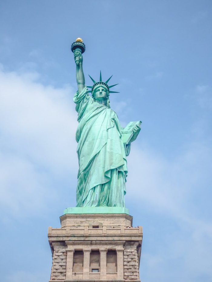 Do This, Not That // Visiting the Statue of Liberty - MY ...