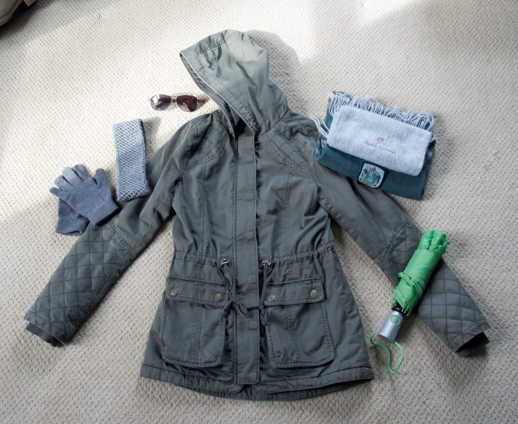 what to pack for London and Paris in the winter (for real people) // coat, outwear
