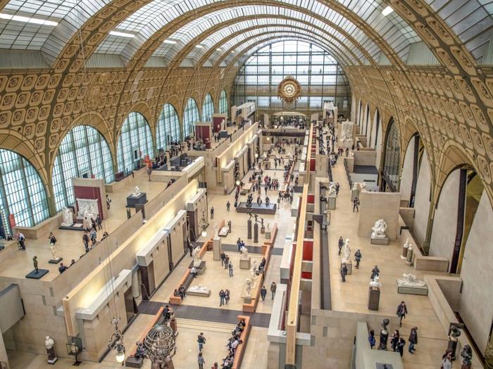 3 days in Paris, France | Paris Museum Pass | Paris Passlib' | Paris Visite | Musée d'Orsay | train station interior
