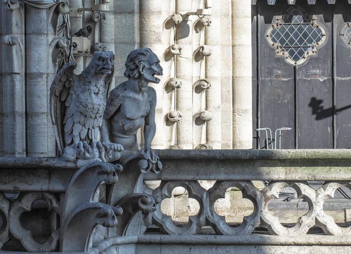 3 days in Paris, France | Paris Museum Pass | Paris Passlib' | Paris Visite | Towers of Notre Dame | chimera