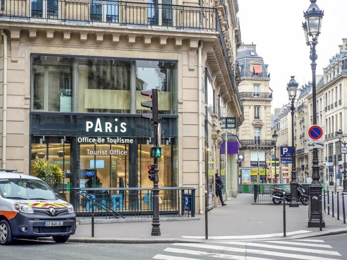 Paris tourism office | 25 Rue de Pyramides | 3 days in Paris, France | Paris Museum Pass | Paris Passlib' | Paris Visite