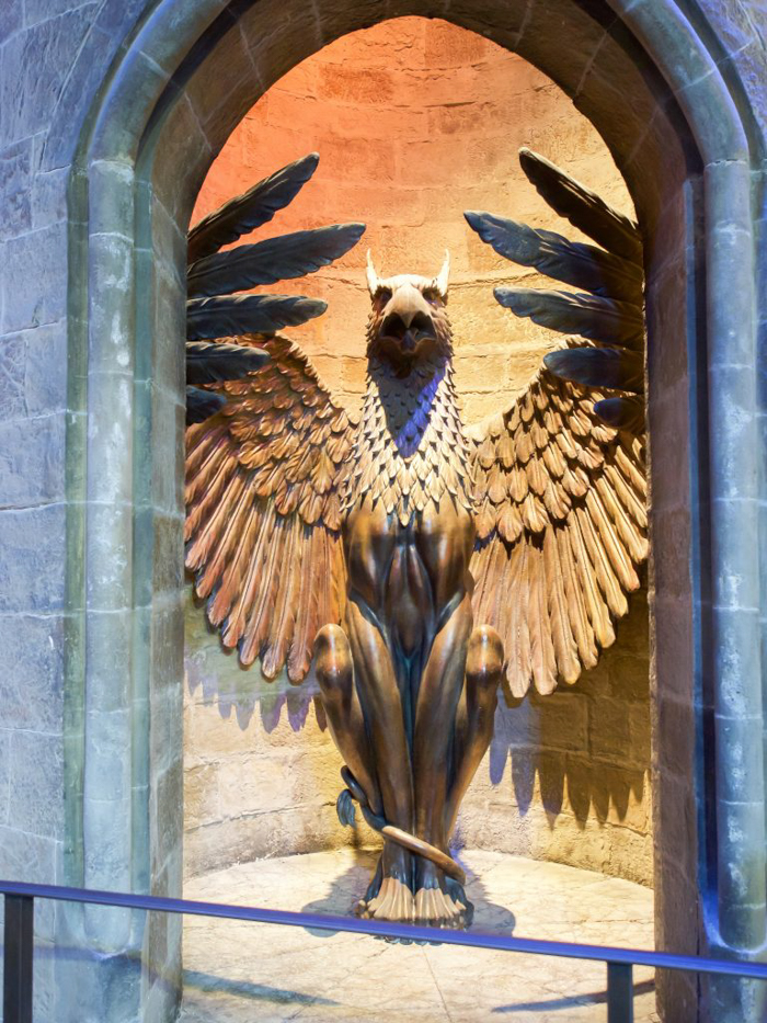 Do This, Not That // Harry Potter Studio Tour | Leavesden, London, UK | Harry Potter film studio and set | Things to do in London | What to do in London | What to see in London | Door to dumbledore's office