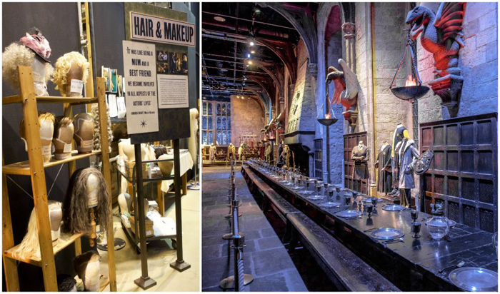 Do This, Not That // Harry Potter Studio Tour | Leavesden, London, UK | Harry Potter film studio and set | Things to do in London | What to do in London | What to see in London | Great Hall, wigs