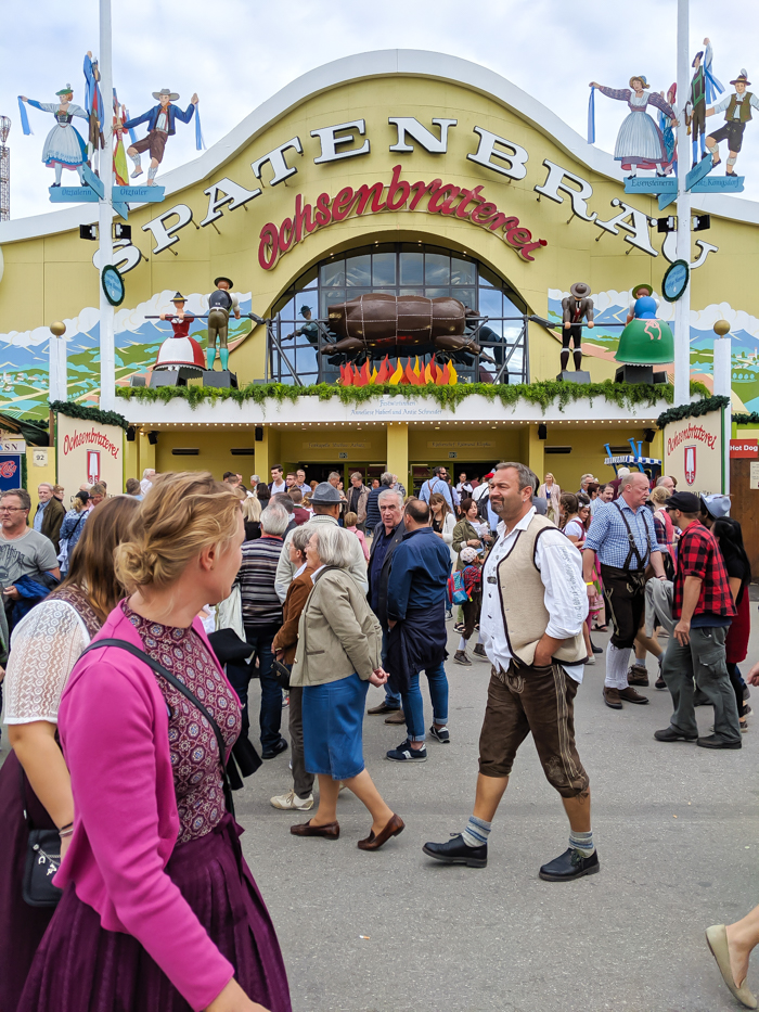 cute dirndl sweater   How to dress for Oktoberfest, a Complete and Honest Oktoberfest Packing Guide for dirndls   What to wear to Oktoberfest in Munich, Germany #oktoberfest #dirndl #munich #germany #festival #beerfestival