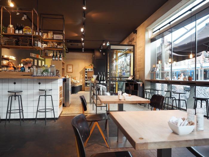 Breakfast at Vlaamsch Broodhuys | 3 days in Amsterdam, Netherlands