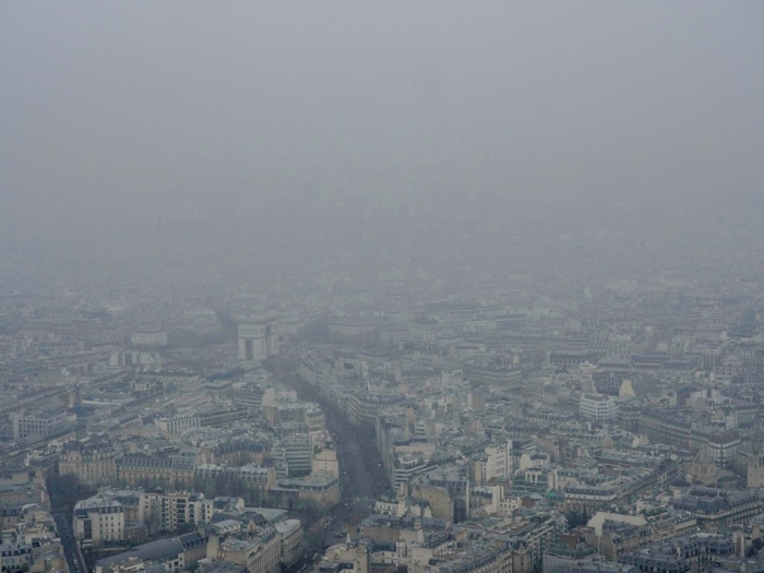 When is the best time to visit Paris, France? Here is a summer vs. winter showdown. Hotel and airfare costs and room availability | Crowds and lines at popular museums, monuments, and attractions | Weather conditions | Winter view from the top of the Eiffel Tower