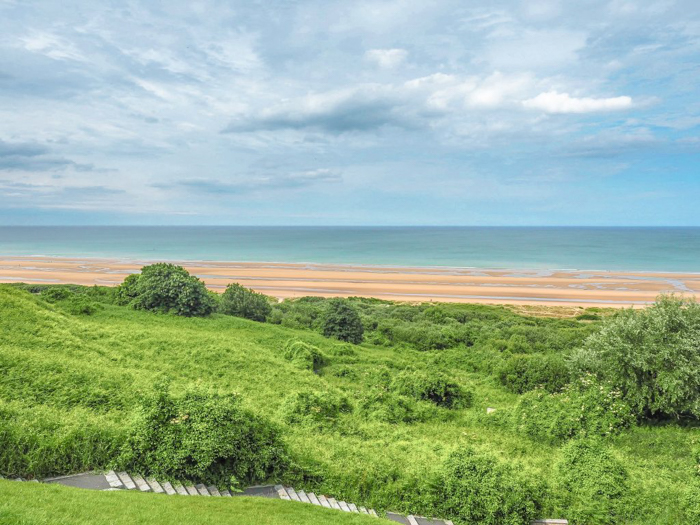 The best D-Day sites to visit in Normandy, France | WWII | WW2 | Normandy American Cemetery | Omaha Beach