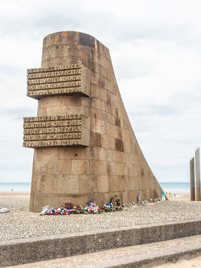 The best D-Day sites to visit in Normandy, France | WWII | WW2 | Omaha Beach Memorial