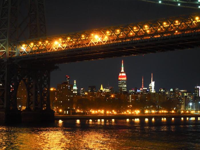 My NYC Thanksgiving Dinner Cruise Experience | Hornblower Cruises | New York City, Manhattan | Yams on a Yacht | Thanksgiving in New York City | Manhattan Bridge