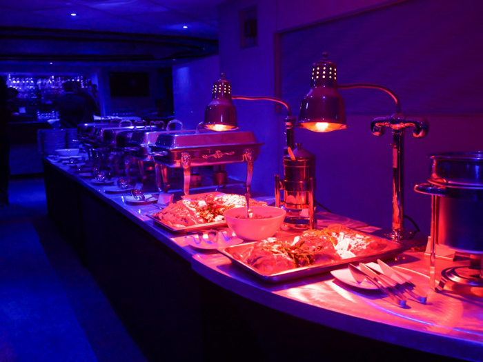 My NYC Thanksgiving Dinner Cruise Experience | Hornblower Cruises | New York City, Manhattan | Yams on a Yacht | Thanksgiving in New York City | Buffet
