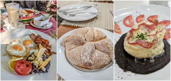 17 Things That Shocked Me in Mexico | Mexico Coaxaca de Juarez | Breakfast in Mexico | Huevos fritos con tocino | Pan de Muerto | Huevos al horno con tocino y queso
