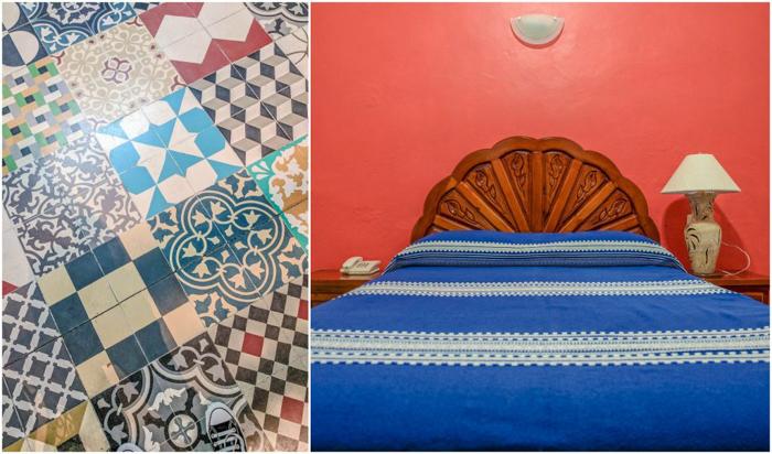 17 Things That Shocked Me in Mexico | Mexico Coaxaca de Juarez | Colorful Hotel | Hostel Floor Tiles | Condesa