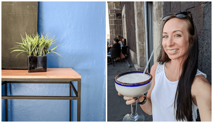 Do This, Not That // 3 Days in Mexico City | Dos and don'ts | Mexico Travel tips | CDMX | blue, margarita