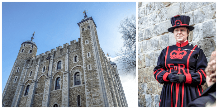 The Best 5-day London Itinerary for First-Time Visitors | London, England, United Kingdom | Tower of London, Yeoman Warder (beefeater) tour