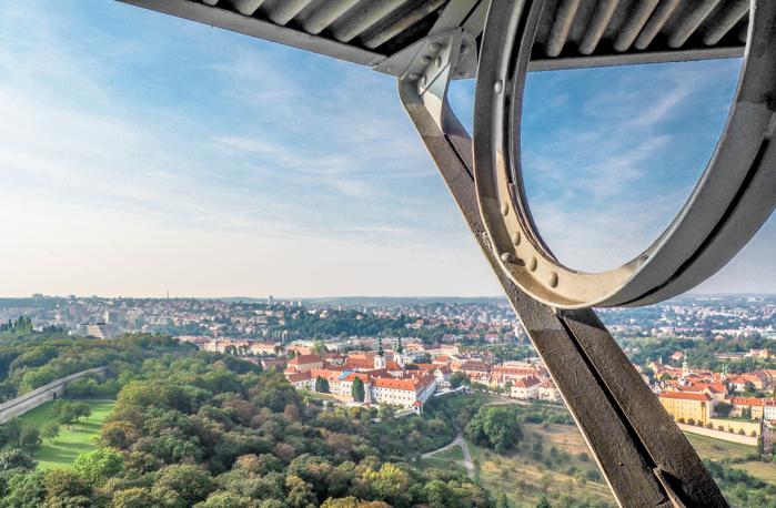 Czeching Out the Best of Prague in 3 Days   Czech Republic   Petrin Tower, Petrin Hill, Best views in Prague