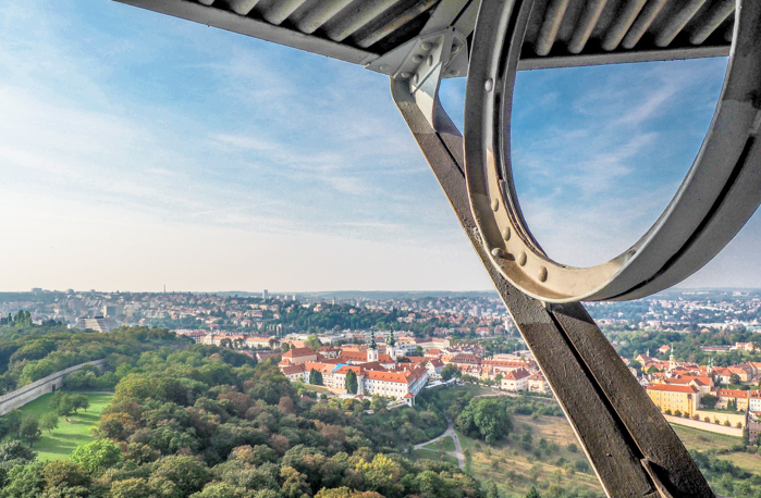 Czeching Out the Best of Prague in 3 Days | Czech Republic | Petrin Tower, Petrin Hill, Best views in Prague