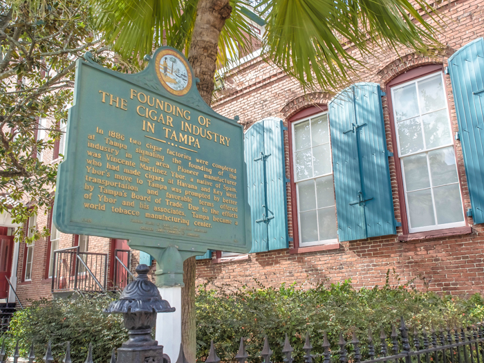 Spend a day in Ybor City | Tampa, Florida | Church of Scientology that used to be the first cigar factory