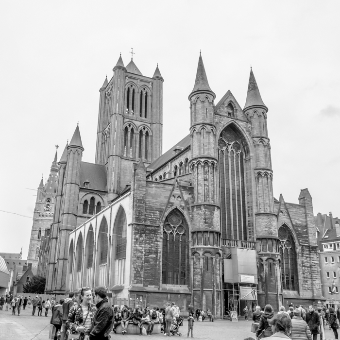 4 days in Belgium | What to see in Ghent | Gent | St. Bavo's Cathedral | Ghent Altarpiece