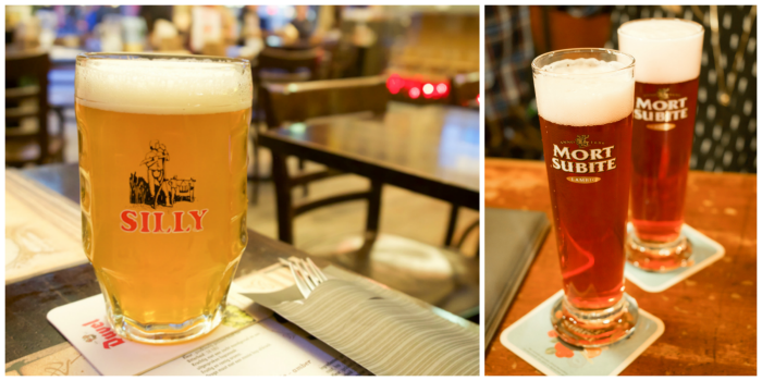 4 days in Belgium | Brussels | Where to drink beer in Brussels | Brasserie du Lombard, A La Mort Subite