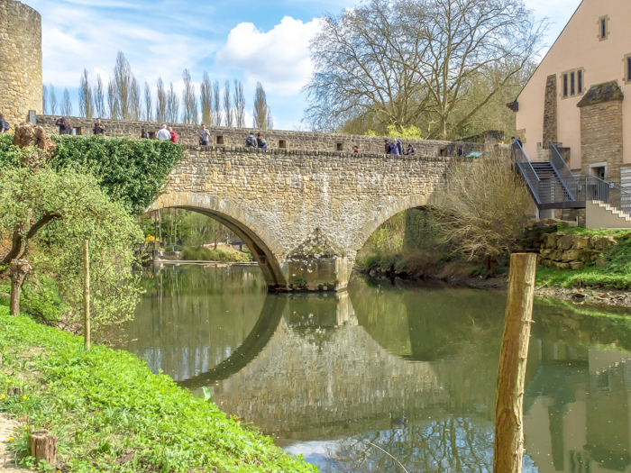 Day Trip to Luxembourg | Should you take one or not? | What to see in Luxembourg | What to do in Luxembourg | Day trip to Luxembourg from Brussels, Belgium | Luxembourg City | Viator | medieval wall