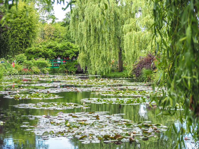 Day Trip to Givery from Paris, France | Show me the Monet! | Claude Monet, Waterlilies | Impressionist art | Day trips from Paris | What to do in Paris | Things to do in Paris | Where to go in France | Waterlily pond | Impressionism | water lily pond