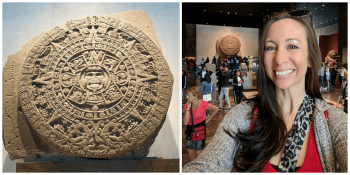 15 essential Mexico City experiences for the best trip ever   Mexico City must-do   Things to do in Mexico City   What to do in Mexico City   CDMX   Mexico DF   Can't-miss Mexico City activities and sights   Mexico City sightseeing   Aztec Calendar at the National Museum of Anthropology