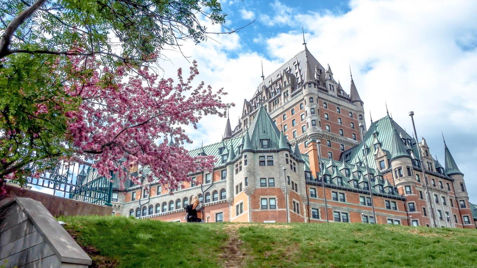Château Frontenac, Québec City and the weekend of spoils | Canada's castle hotel