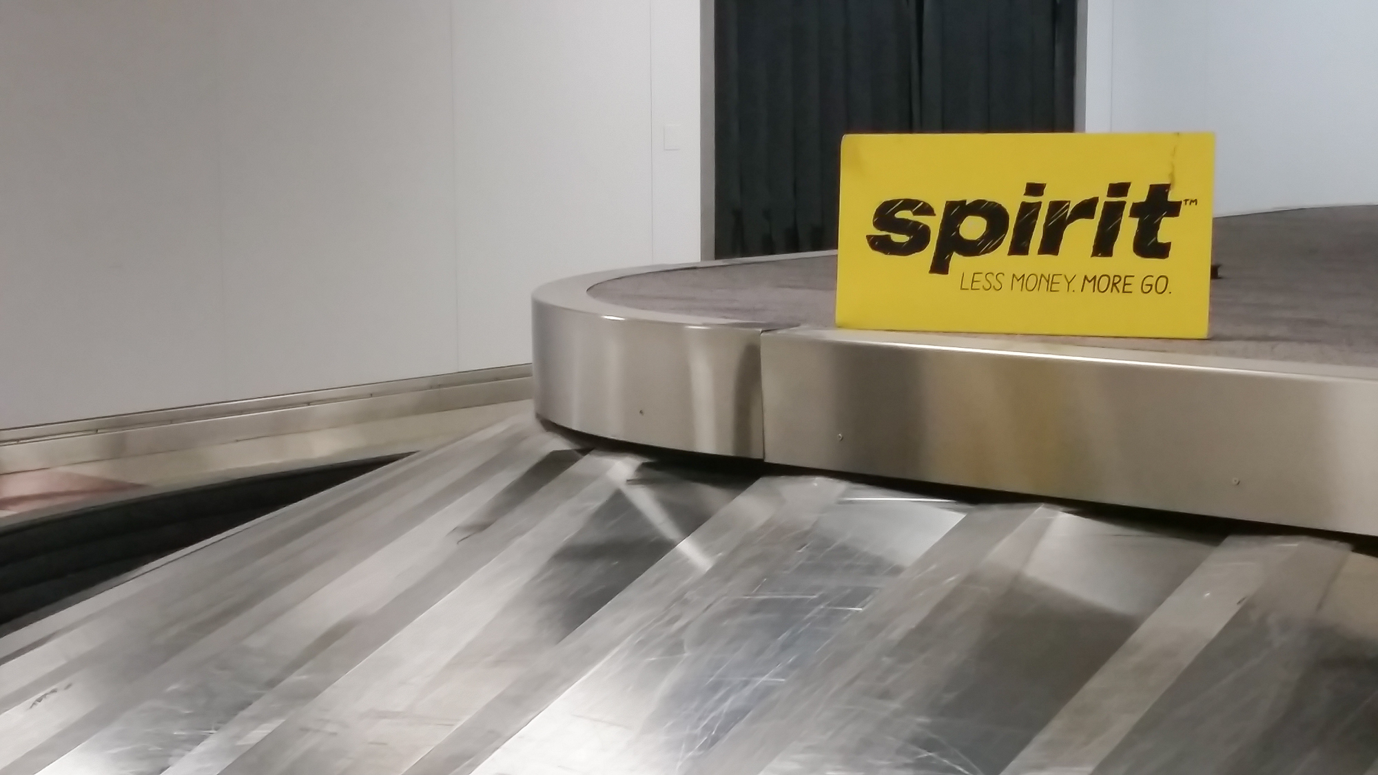 Don't Say I Didn't Warn You // a Spirit Airlines Review – MY