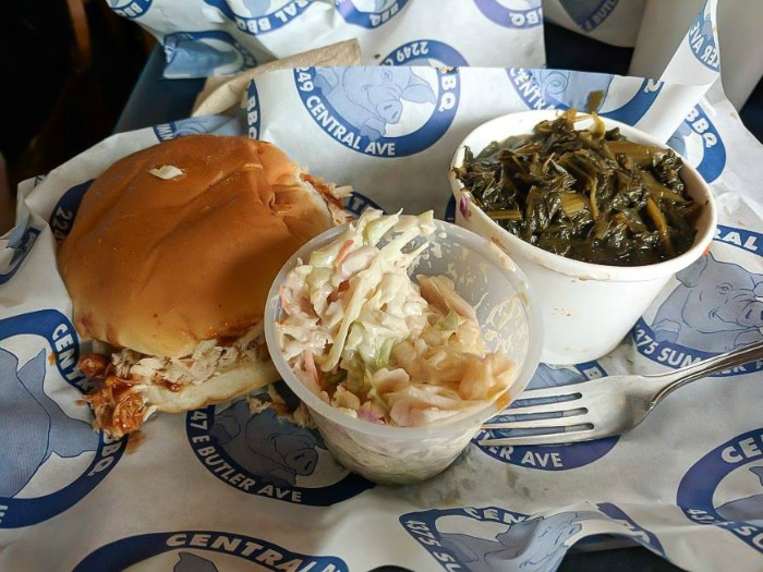 200 things to do in memphis, tennessee for first-time visitors, a local's guide   Central BBQ #memphis #BBQ #traveltips
