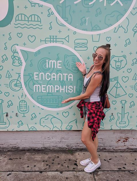 200 things to do in Memphis, Tennessee for first-time visitors - a local's guide | mural, street art #memphis #traveltips #mural #streetart