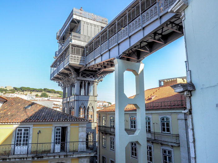 A First-Timer's Guide to Spending 3 Days in Lisbon, Portugal | What to do in Lisbon, what to see in Lisbon | UNESCO World Heritage Sites, museums, where to eat in Lisbon | How to spend 3 days in Lisbon | Santa Justa Elevator Lift #traveltips #lisbon #portugal #elevator