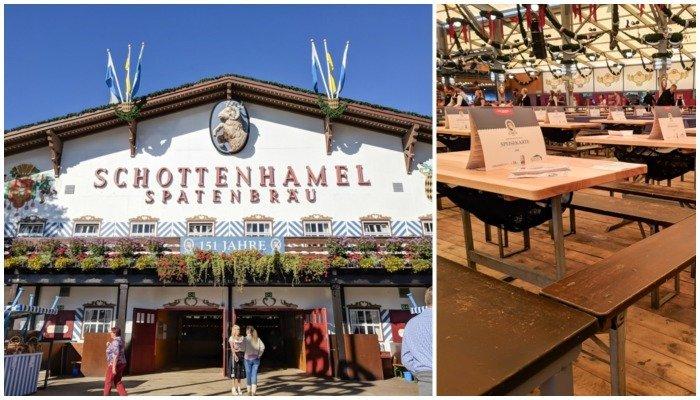 An Oktoberfest Tour Guide's Most Frequently Asked Oktoberfest Questions | Need to know Oktoberfest in Munich, Germany #oktoberfest #munich #germany #beer #festival | Schottenhamel beer tent